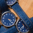 Stock Photo: Set of watches
