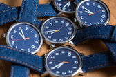 Set of watches — Stock Photo