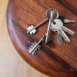 Bunch of keys — Stock Photo #36885715