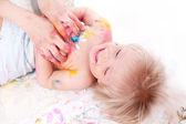 şirin bebek — Stok fotoğraf