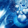 Abstract Christmas background — Stock Photo #12905482