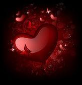 Valentine's Background — Stockvector
