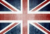 Britse vlag — Stockvector