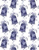 Christmas bells — Stock Vector