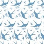 Swallows — Stock Vector #22003741