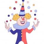Clown — Stock Vector #29598837