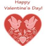 Valentine day — Stock Vector #39096111