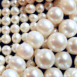 Necklace of pearl - Stock Photo