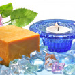 Stock Photo: Wellness products