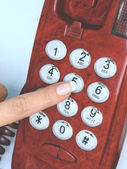 Telefon tuş takımı — Stok fotoğraf