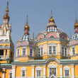 Russian cathedral church — Stock Photo #5393257
