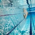 Swimming pool under water ... — Stock Photo #14287669