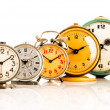 Stock Photo: Old clock