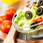 Fresh salad — Stock Photo #19658633