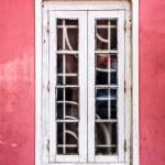 White window background — Stock Photo #24731403