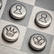 Metal chess - Photo