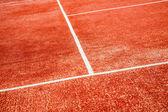 Tennis court — Stock Photo