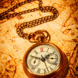 Antique pocket watch. — Lizenzfreies Foto