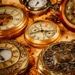 Vintage pocket watch — Stockfoto #35109743