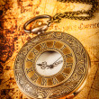 Vintage pocket watch — Stockfoto #35109753
