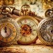 Vintage pocket watch — Stock Photo #35109759