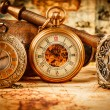 Vintage pocket watch — Stock Photo #35109803