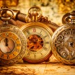 Vintage pocket watch — Stock Photo #35110005