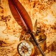 Vintage pocket watch — Stock Photo #35110067