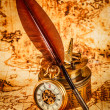 Foto de Stock  : Vintage pocket watch