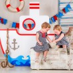 Children play. — Stock Photo