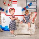 Children play. — Stock Photo #39105319