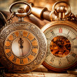 Vintage pocket watch — Stock Photo #39105555