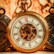 Vintage pocket watch — Stock Photo #39105581