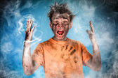 Electric Shock — Stock Photo
