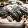 Постер, плакат: Motorcycle Racing Gloves