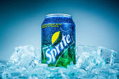Soft drink Sprite — Stock Photo
