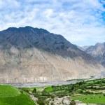 Dhankar Gompa. India. Spiti Valley — Stock Photo #46155999