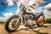 Harley-Davidson - Sportster 883 Low — Stock Photo