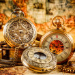Vintage pocket watch — Stock Photo #51022549