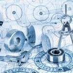 Постер, плакат: Technical drawings