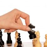 チェスを再生 — ストック写真