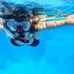 Snorkeling — Stock Photo #12839983