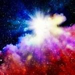 Birth of a new nebula — Stock Photo #13152045