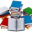 Set of books - Foto de Stock