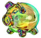Money box - piggy bank — Stock Photo