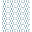 Iron wire fence — Stock Photo