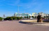 Yekaterinburg cityscape — Stok fotoğraf