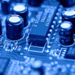 Circuit board — Stockfoto