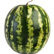 Stock Photo: Whole watermelon