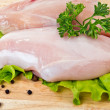 Chicken breasts — Foto Stock